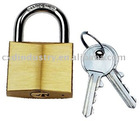 85 series rhomb type brass padlock
