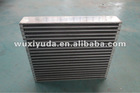 aluminum intercooler core plate fin heat exchanger (OEM supplier)