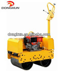 Vibration Road Roller With Double-Drum