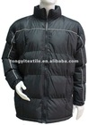 Man cancelled order clothes wholesale plain black hoodie fashion outlet stock clothes