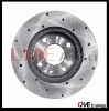 Brake Disc 2110-3501070 perforation for LADA
