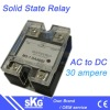 30 ampere AC to DC SSR