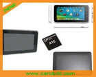 Google Android 4.0 tablet pc with WIFI and 3G