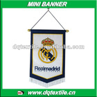 Digital Printing Real Madrid Football team pennant