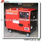 6kw air-cooled diesel genset