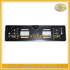 2012 High quality European License Plate Car Camera