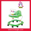 baby walker with music and tent