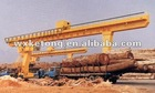MDG Single Girder Gantry Crane with Hook