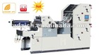 Two colors offset printing machine for coding