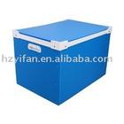 2012 new style transport plastic circulation box (YF7008)