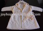 new 100% cotton animal hooded child bathrobe