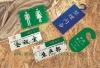 acrylic designation cards