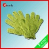 2011 the most popular bath shower gloves with good quality
