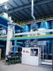 automatic duplex oxide filling machine for positive plate