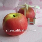 hot sell apple scented candle for wedding decor