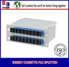 Insert cassette PLC splitter