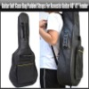 "Guitar Soft Case Bag Padded Straps For Acoustic Guitar 40"" 41"" Fender, YAS112A"