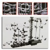 Exciting Space Rail Roller Coaster DIY Toys 10,000mm 231-2