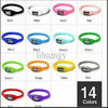 waterproof silicone watch / silicone wristband