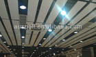 Customized baffle ceiling
