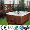 Europe garden outdoor spa pool for jacuzzi