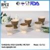 Custom Ceramic Egg Cup, Chicken Egg Holder (CS-713)