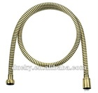 Stainless Steel Bronze Plating Shower Hose