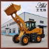 Convenient small wheel loader AKL-Y-916