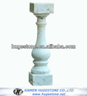 Wedding pillarWhite marble interior decorative columns