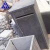 Blue limestone box