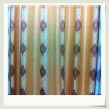 New Polyester Modern Jacquard Curtain Fabric Material