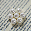 simulated pearl beads ,pearl beads for necklack
