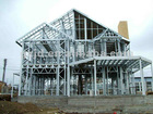 Modern Architectural Design Of Light Steel Frames Villa