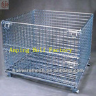 Electro/Hot-dipped Galvanized Storage Cage (manufacture)