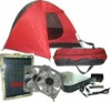 Solar Powered Cooling Tent
