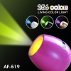 A518 LED flashlight