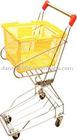 DN-20 Plastic Basket Trolley