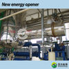 Recycling waste oil to biodiesel pyrolysis equipment