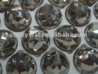 Crystal ball silver