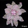 2012 fashion rhinestone brooch