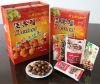 Delicious organic halal fruit snacks-- 50g, 100g, 150g, 180g, 200g)
