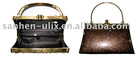 LADIES' HANDBAGS IN STYLISH DESIGN WITH LOCK