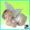 Polyresin Baby Angel Figurine