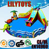 Hot sale giant floating Inflatable water park