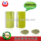 original factory price for universal power bank 5000mAh Hot Power Bank & Portable Power Charger