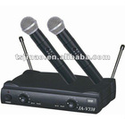 professional fm vhf wireless handheld microphone JA-V338