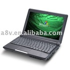 "10.2"" Laptop with 1GB memory,160GB HDD,1.3 MegaPix,USB,SD,MMC,VGA,Windows XP/Linux operation system"