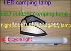 hight power LED portable charging tube