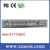 CE ROHS CCTV security 16 CH DVR 2ch audio model KT7116EC