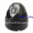 Plug-in Card CCTV Camera, DVR Recorder with Night Vision and USB jack.